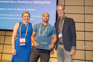 Best Abstract Presented by a Physician in Training Prize